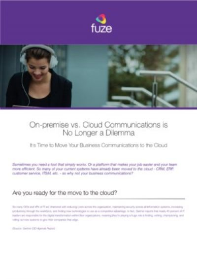 Traditionele on-premise IP PBX systemen vs. Unified Communications as a Service (UCaaS)