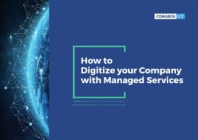 Je bedrijf digitaliseren met Managed Services