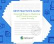 5 Essentiële stappen voor het digitaliseren en transformeren van uw claimproces