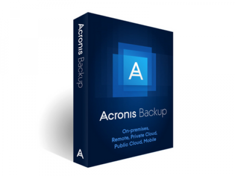 Acronis Backup 12 voegt Microsoft Office 365 toe