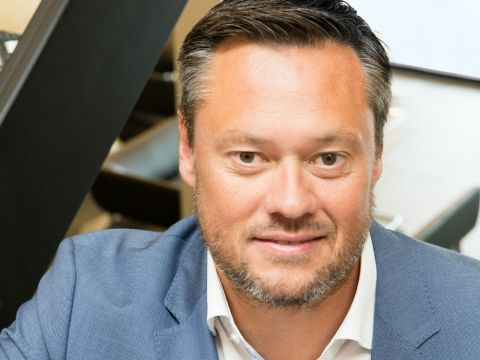 Robert Decant, ceo bij Esas