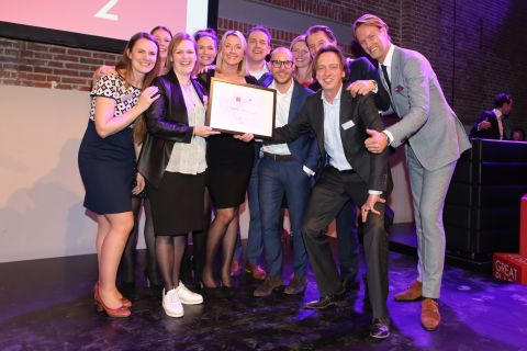 Protime uitgeroepen tot Great Place to Work