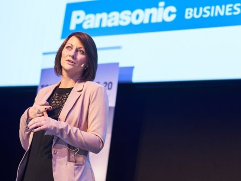 Margot Lannoy country manager Benelux Panasonic CPS