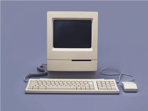 Apple Macintosh retro