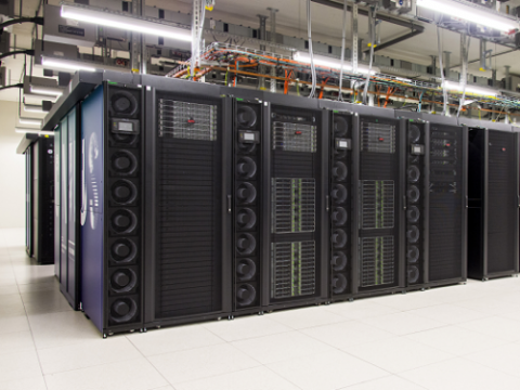 Genius Supercomputer KULeuven HPE