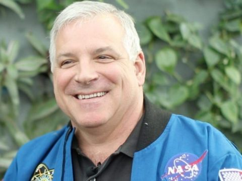 Gregory 'Box' Johnson astronaut nasa