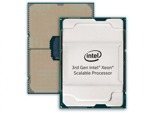 Scalable Xeon chip processor cpu